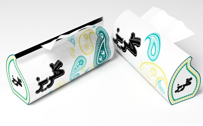 طراحی جعبه دستمال