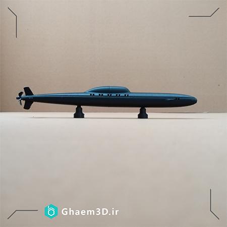 ساخت ماکت زیردریایی