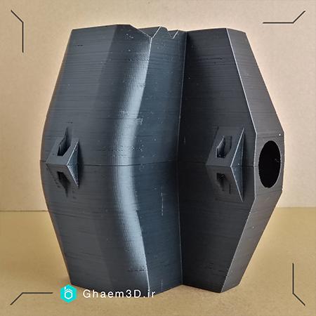 ساخت قالب دمبل